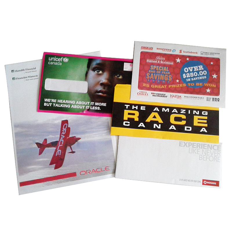 Regular Marketing Envelopes