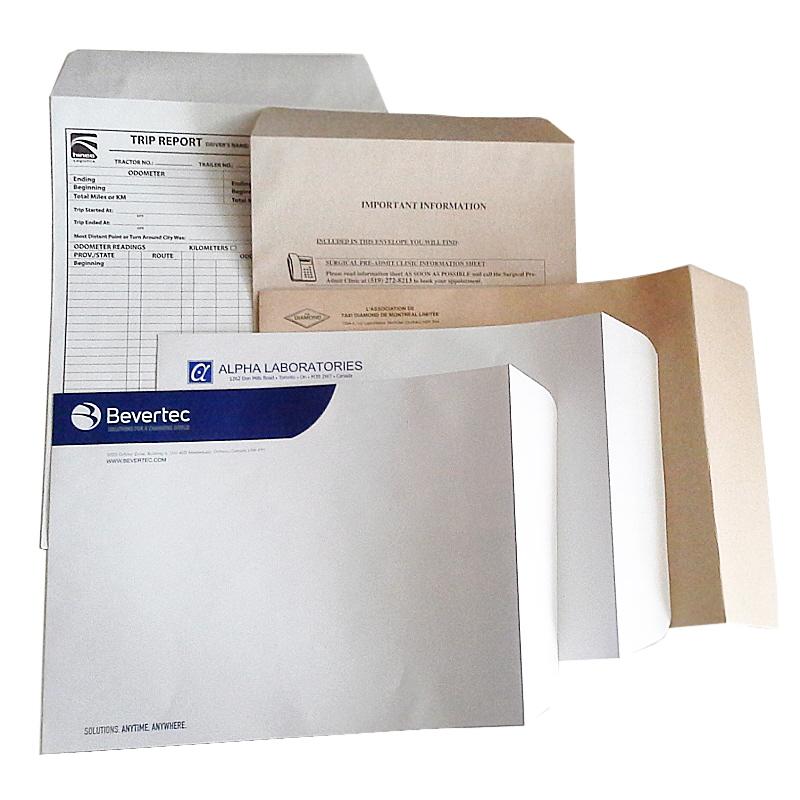 Open-End Envelopes