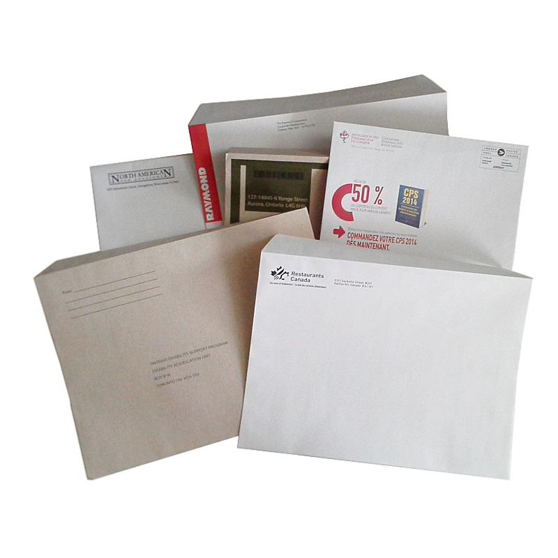 Open-Side Envelope